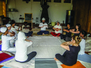 Kundalini Yoga classes with the Me Within Me Healing Centre, Eastbourne